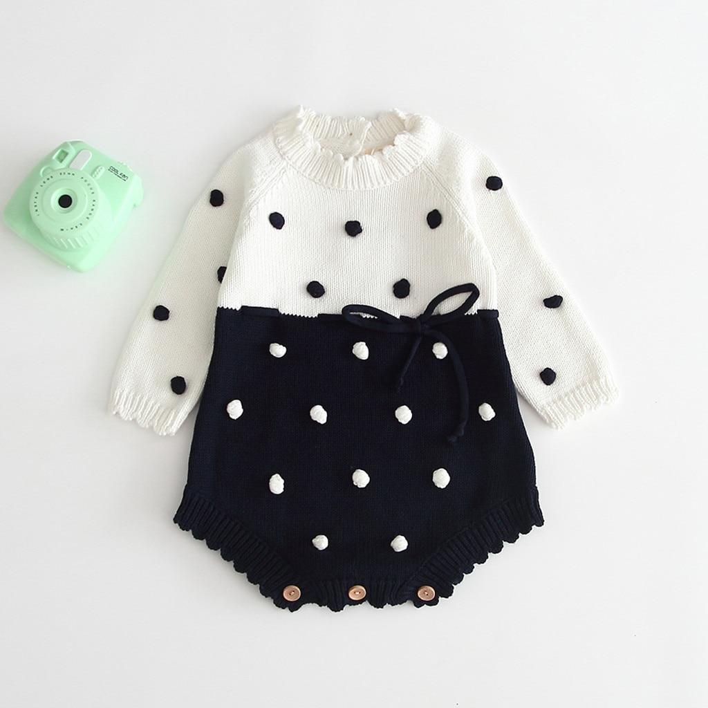 Baby Bodysuit Long Sleeve Baby Body Neonato Clothes Baby Girl Onesie Funny Bodies Bebe Algodon Body Dla Dziewczynki Patchwork Z4