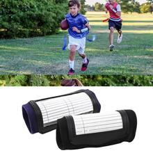 American Football Tactical Board Tactical Wristband Carry Book Team Training Convenient To Tactical S3W2