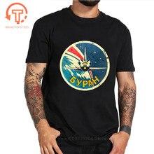 3D забавные орден рубашка повседневные мужские футболки 2020 в Советском Союзе русские футболки ракета челнок эмблема V01T-shirt