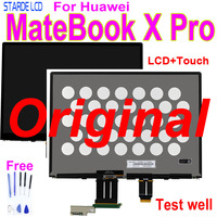 13.9''For Huawei MateBook X Pro LCD Display Touch Screen Digitizer Assembly LPM139M422 A 3K screen 3000X2000 Replacement Parts