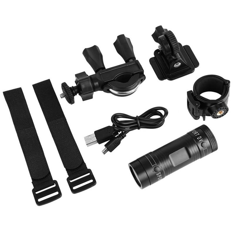 FULL-F9 Mini Sports Camera Hd 1080P 3Mp Camcorder Cycling Sport Action Recorder Bike Helmet Camera Dv Sport Camcorder Outdoor Sp