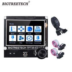 Bigtreetech TFT35-E3 V3.0 Màn Hình Cảm Ứng 12864 Màn Hình Hiển Thị LCD Module Wifi 3D Máy In Phần Cho Ender3 CR10 SKR Mini E3 SKR v1.3