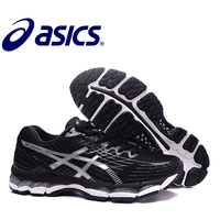 ASICS GEL KAYANO 17 Original New Arrival Stability Running Shoes ASICS Sports Shoes Sneakers Outdoor Athletic GQ