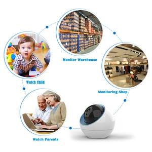 Image 5 - Cloud Dome IP Camera 1080P Mini Wifi Camera Security Camera Surveillance CCTV Auto Tracking Wireless Camera For Home Shop Office