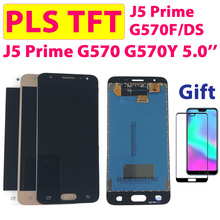 5.0'' Test Original LCD For Samsung Galaxy J5 Prime Display G570 Assembly Screen Touch On5 G570 G570Y G570F G571 Repair LCD Part цена 2017