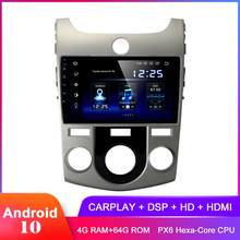 "9 ""IPS affichage Android 10 autoradio GPS pour Kia Forte Cerato 2009 2010 2011 2012 Carplay In Dash Auto Radio DSP Audio vidéo(Hong Kong,China)"