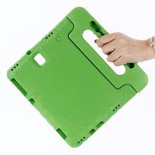 Противоударный детский чехол из ЭВА для Samsung Galaxy Tab S4 2018 10,5 дюйма, T830, T835, для Samsung S4 Tab, защитный чехол с подставкой и слотом для ручки
