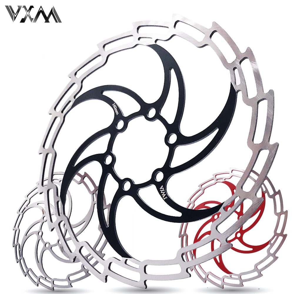 VXM MTB Mountain Bicycle Road Bike Disc Brake Rotor Dry//Wet 160mm//180mm//203mm