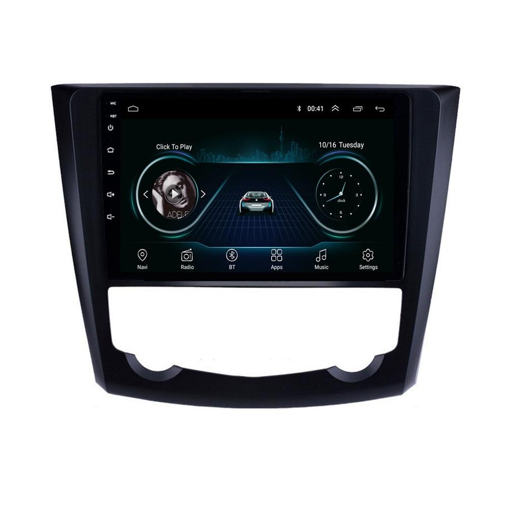 4G LTE Android 10.1 For Renault Kadjar 2016 2017 Multimedia Stereo Car DVD Player Navigation GPS Radio
