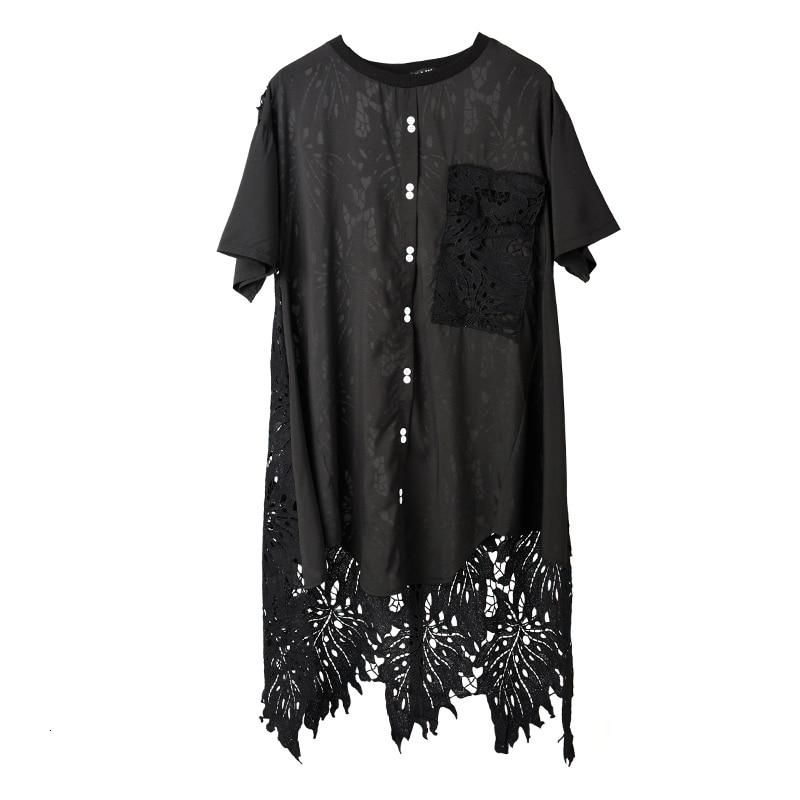 New Fashion Style Back Lace Split Big Size Dress Fashion Nova Clothing
