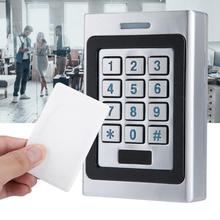 A7-S EM ID 125 кГц IP67 Водонепроницаемый дверной Контролер безопасная домашняя дверь машина контроля доступа