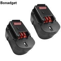 34 Bonadget 3500mAh Ni-MH HPB14 Replacement Power Tool Battery For Black Decker 499936-34 499936-35 A144 A144EX A14 A14F HPB14 (1)