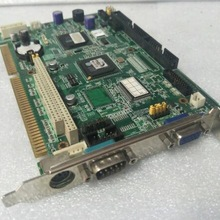 Cpu-Card Embedded Industrial Motherboard Ipc-Board PC/104 100%Ok PICMG1.0 Isa-Slot Half-Size