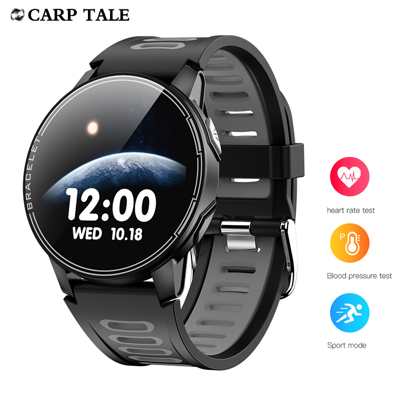 S20 Smart Watch men sports IP68 Waterproof Bluetooth 5.0 Clock Passometer fitness watches 2020 Compatible with Android ios