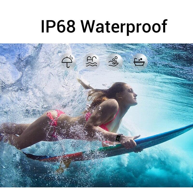 Full Touch Smart Watch Men Women Custom Watch Wallpaper Fashion Fitness Tracker Ip68 Waterproof Sport Smartwatch