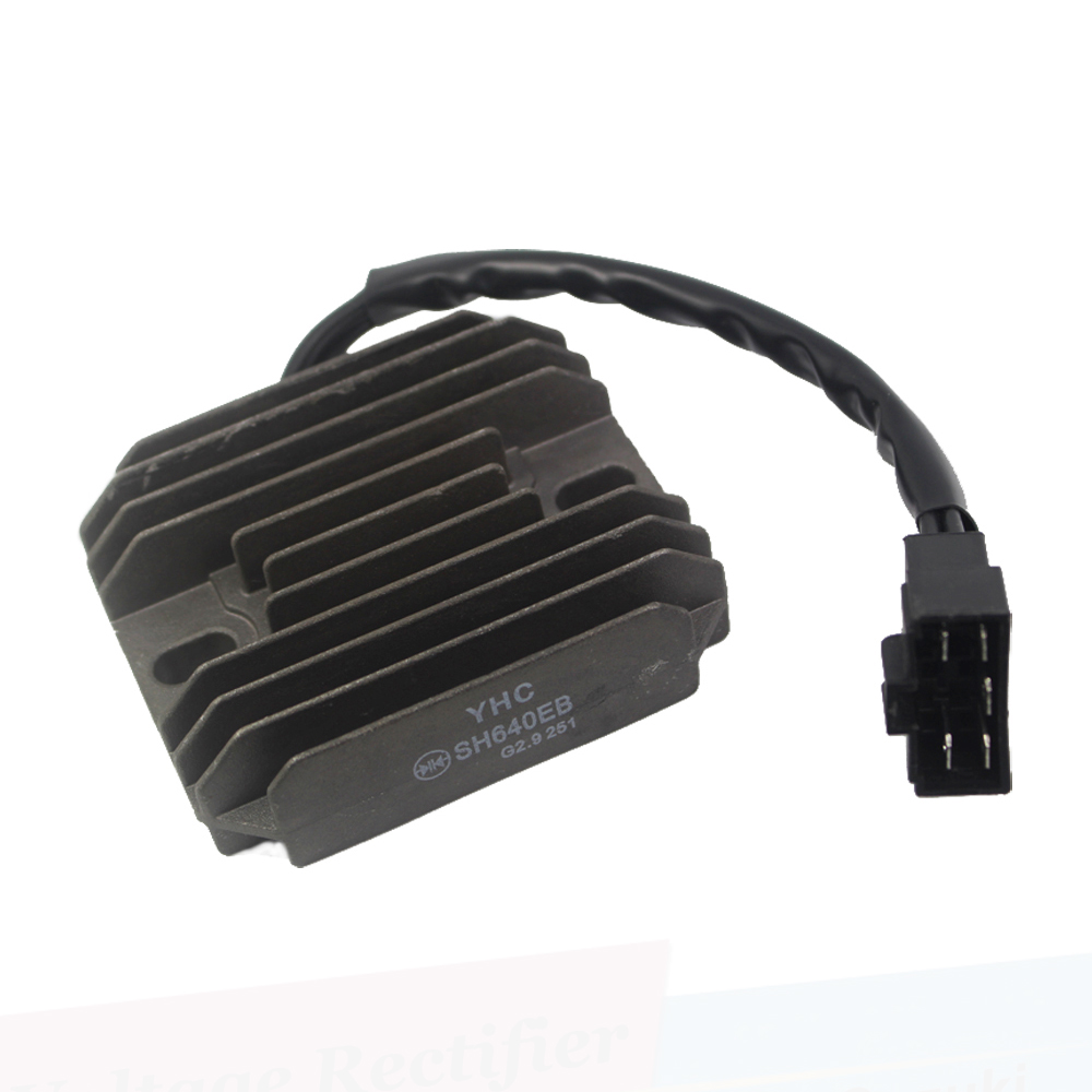 Motorcycle Motorbike Regulator Voltage Rectifiers for <font><b>Suzuki</b></font> GSXR600 GSXR750 GSXR1000 GSX1300R Hayabusa <font><b>VL1500</b></font> <font><b>Intrude</b></font> LT-F500F image