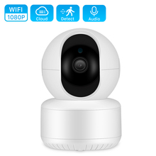 цена на Mini WiFi Camera 1080P IP Wireless Security Camera CCTV Surveillance Infrared Camera P2P Baby Monitor iCSee