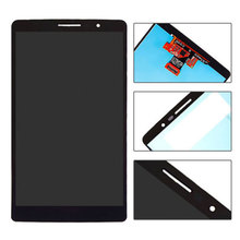 цена на 100% Tested High quality For LG G4 Stylus H540 H542 LS770 H631 H635 F560 LCD Display Touch Screen Digitizer Black No/with Frame