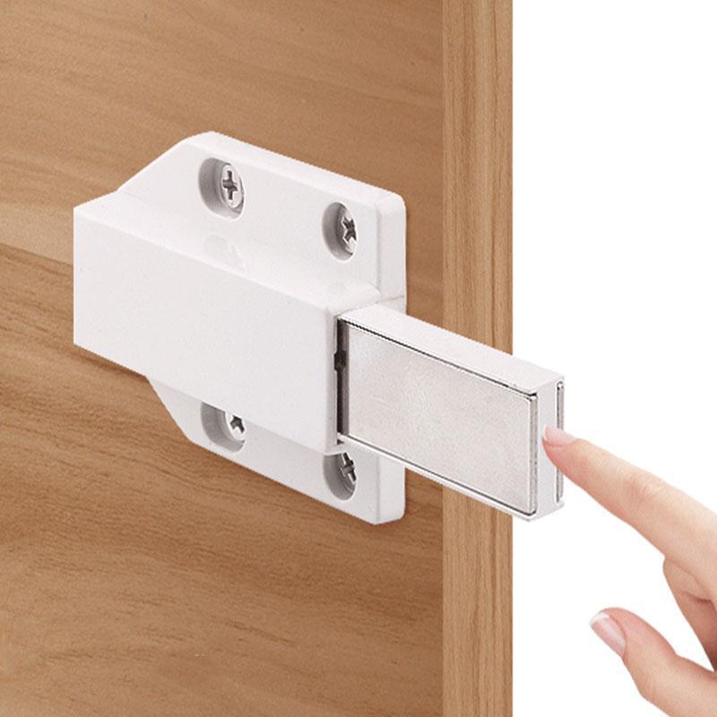 Магнитное приспособление для отскока, дверная пробка, скрытые дверные держатели, напольный безгвоздовый дверной упор, мебельная фурнитура