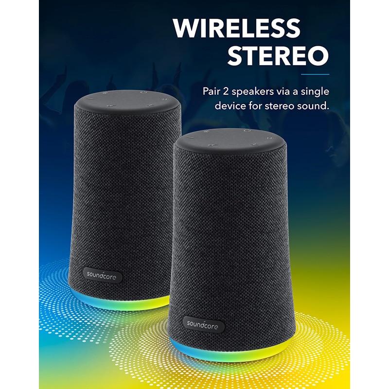 Anker Bluetooth Speaker Flare Outdoor Waterproof Mini IPX7 for Parties