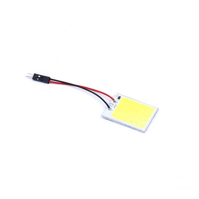 Mini T10 LED lumière de voiture 3W 12V clignotant lumière Super lumineux panneau lumières lampe de lecture voiture intérieur lampe ampoule voiture accessoires