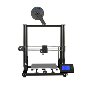 Image 2 - Anet A8 Plus Upgraded High precision DIY 3D Printer Self assembly  Large Print  Aluminum Alloy Frame Moveable LCD Control Panel