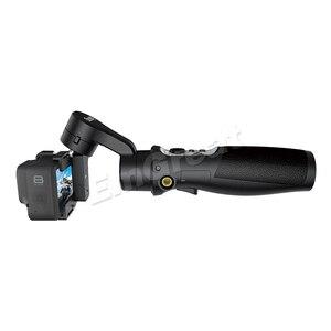 Image 5 - Hohem iSteady Pro 3 A Prova di Spruzzi 3 Assi Handheld Gimble per DJI Osmo Action Gopro Hero 8/7/6/5/4/3 SJCAM YI Cam Telecamere di Azione
