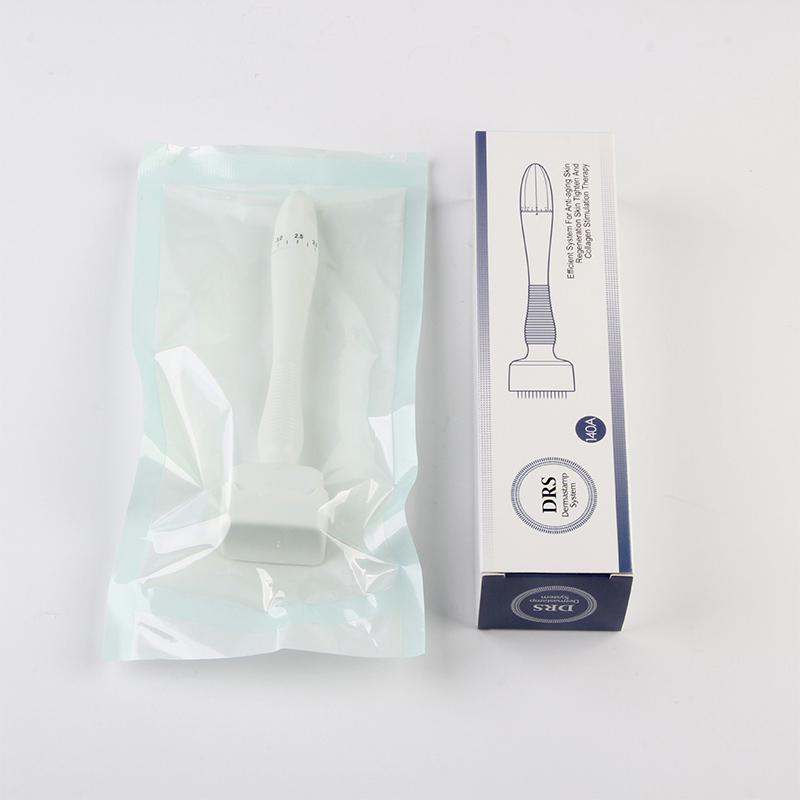 Derma Roller Stamp Microneedle Skin Care Hair Loss Micro needle Therapy