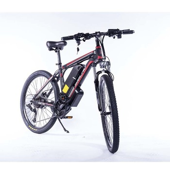 C6 2020  new design fast speed 26 inch electric bicycle alloy frame 21-Speed 1000w  e bike 1