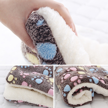 Dog Soft Wool Mat Blanket  4