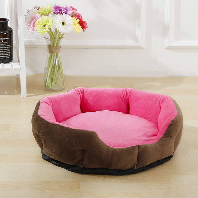 Cotton Dog House round Indoor Warm Cat Nest in Small Dogs for Mall Hot Selling