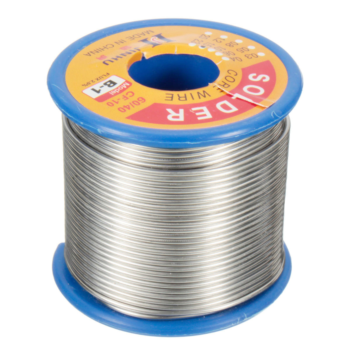 Welding Wires 500g 1.5mm 60/40 FLUX  2.0% 45FT Tin Lead Tin Wire Melt Rosin Core Solder Soldering Wire Roll