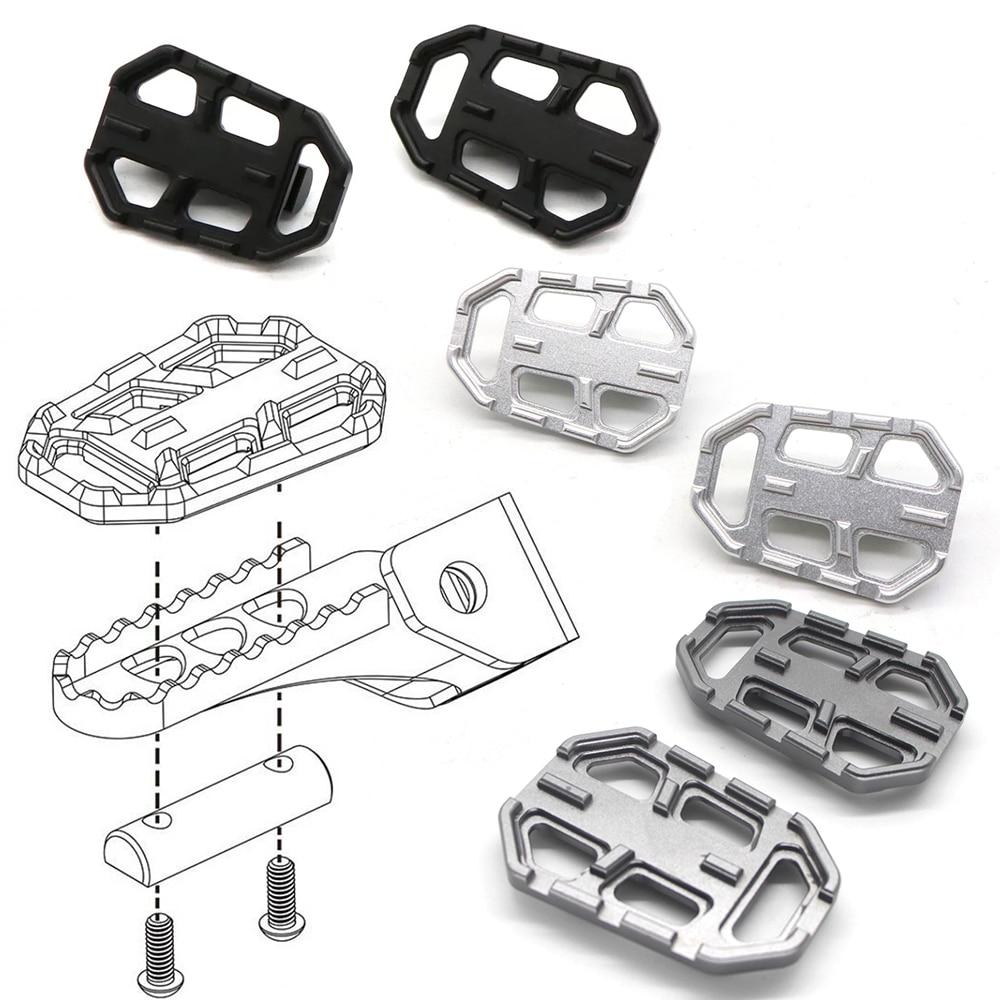 For BMW R1200GS LC G310GS R Nine T 2013-2019 Scrambler S1000XR Foot Controls Foot Peg Pedal Footrest Foot Rest Extension Footpeg