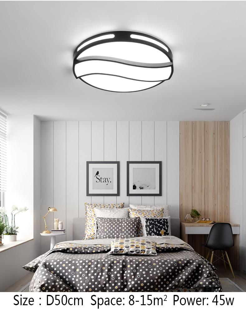 quadrado & redondo lustre lâmpadas teto