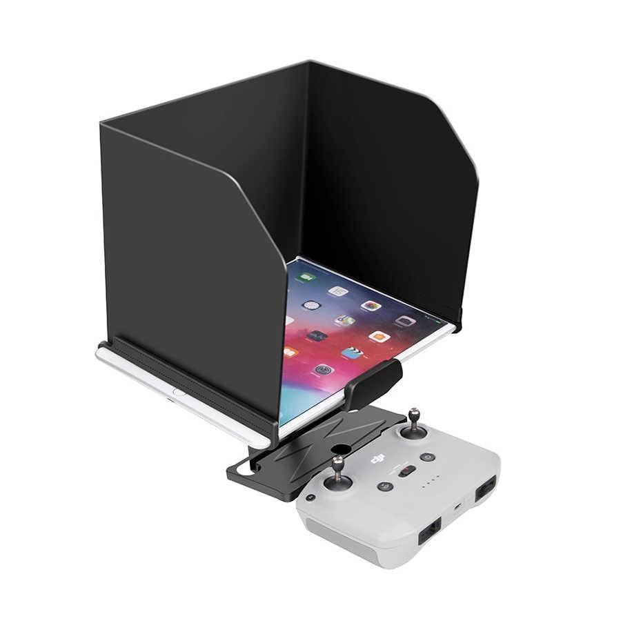 Tablet Sun Shade Controller Folding Hood Monitor Cover for DJI Mavic Air 2 Mini
