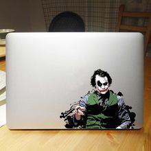 """"""""""" Джокер """" почему так серьезно ноутбука Стикеры"""