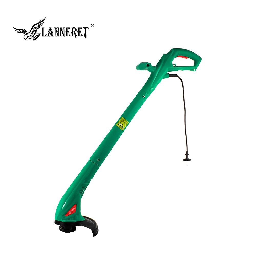 Grass-Trimmer Machine-Line Hand-Cleaner Garden-Tools Brake Electric LANNERET 250W