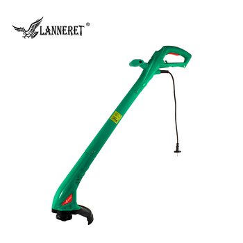 LANNERET 250W 220mm AC elektrikli çim makası el temizleyici çim kesici makine için hat düzeltici fren sökme bahçe aletleri