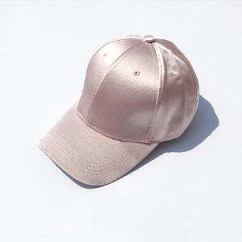 COKK Baseball Cap Women Hat Summer Hats For Women Men Satin Sold Baseball Cap Snapback Casquette Gorras Casual Sport Fashion