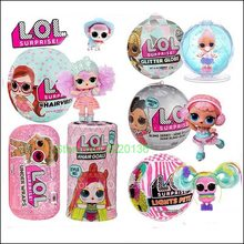 L.O.L. Surprise! Glam Glitter Winter Disco Boys Series Globe Fuzzy Pets LOLS Doll All Star B.B.s Sports Cheer Team Sparkly