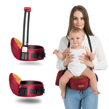 Baby Hip Seat Carrier Waist Stool Ergonomic Newborn Hipseat For Infant Adjustable Strap