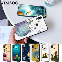 The Little Prince and the Fox Silicone Case for Redmi Note 4X 5 Pro 6 5A Prime 7 8