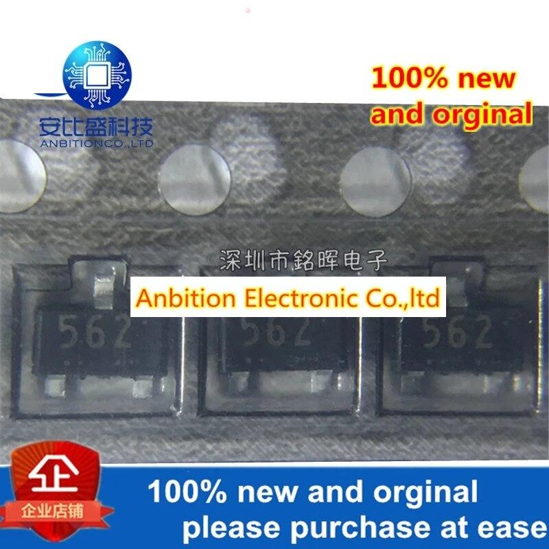 20pcs 100% New And Orgianl RD5.6M-T1B RD5.6M Silk-screen 561 562 563 SOT23 5.6V In Stock