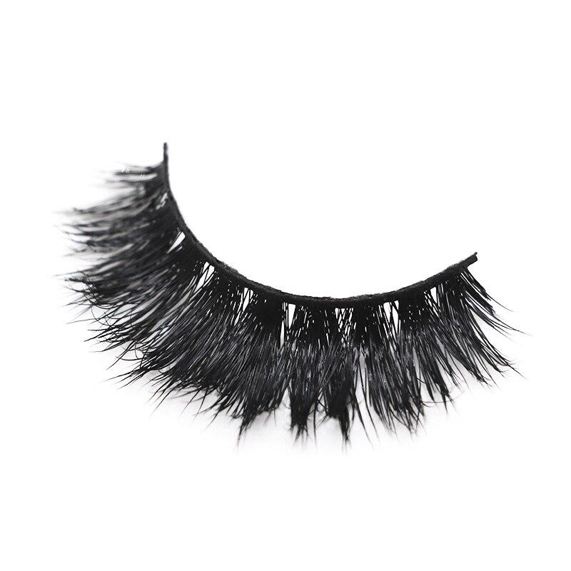 7pairs 3D mink lashes Big dramatic volumn strip false eyelash Wispy Makeup Beauty Extension Tools