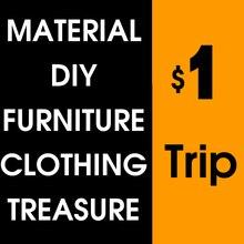 Clothing Furniture Island Treasure Unlimited Animal Crossing ACNH DIY Travel Three-Hours