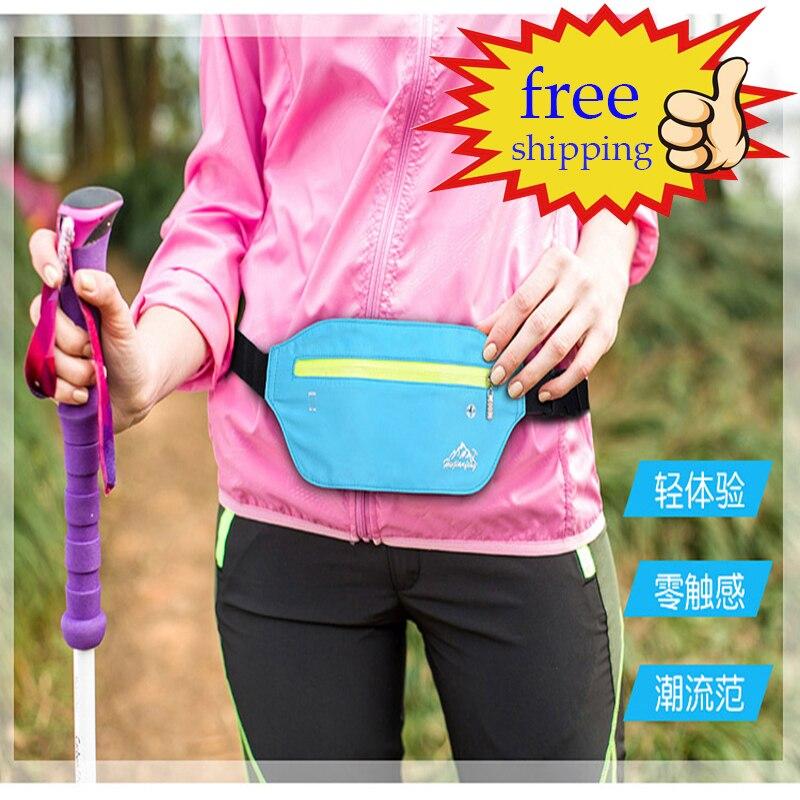 Waist Bag Sport Accesorios Run Bagsmarathon Pocket For Phones Bag Running  Belt Trail Running Backpack Marathon Pocket For Phone
