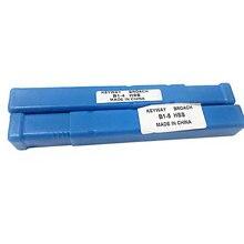 4 мм 5 мм B1 Тип нажимного типа шпоночные Броши HSS шпоночные инструменты для станка с ЧПУ