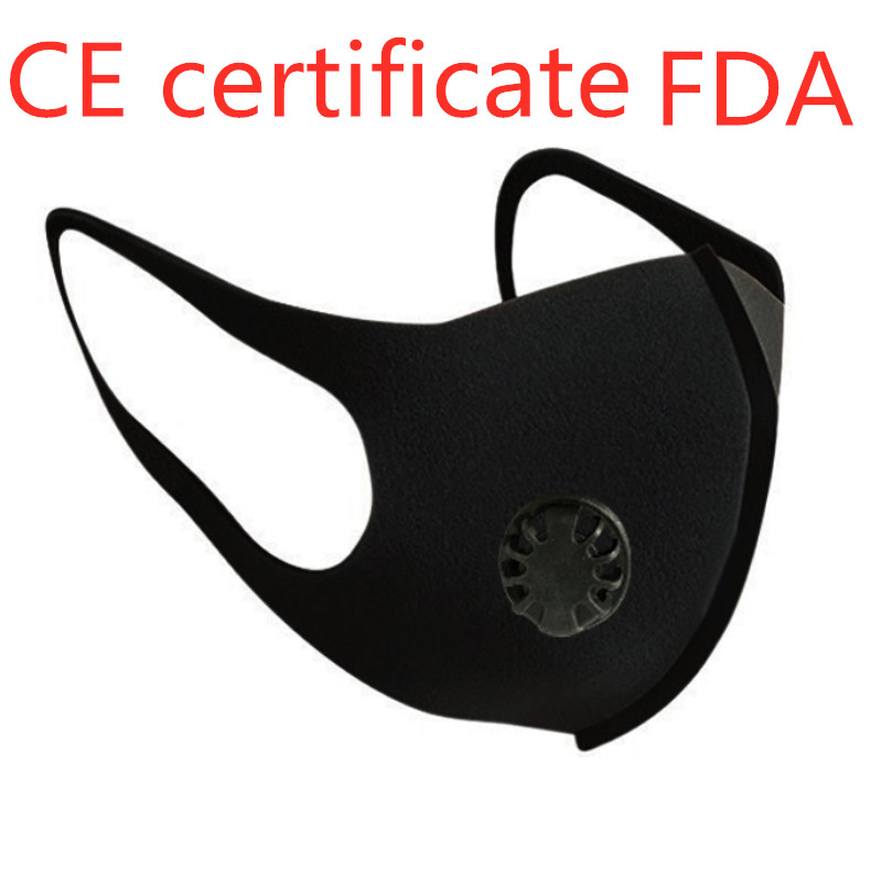 FFP3 N95 PM2.5 Mouth Mask Antidust Mask Mouth-muffle Bacteria Proof Flu Protection Face Mask Respirator Care PK Smart Mi Mask
