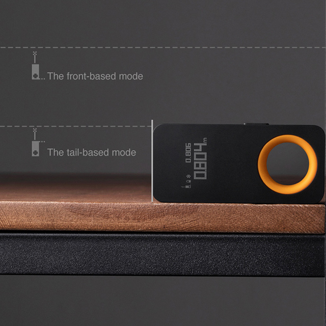 HOTO Laser Maßband mit OLED Display 3