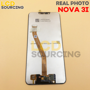"""Image 3 - 6.3"""" LCD for Huawei Nova 3 LCD PAR LX1 LX9 Touch Screen Panel Digitizer Assembly Frame FOR Nova 3i display replace INE LX2 LX1"""